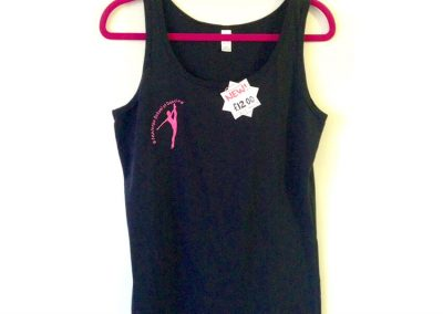 SSD Vest tops also available in a range of colours