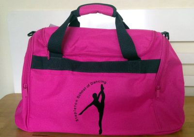 SSD holdall