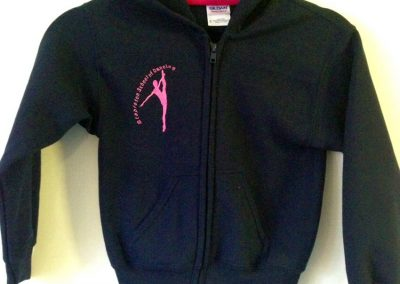 SSD jumper available in Navy or Pale Pink